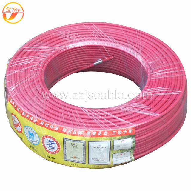 Low Voltage 0.3-0.6kv Copper Conductor Electrical Wire