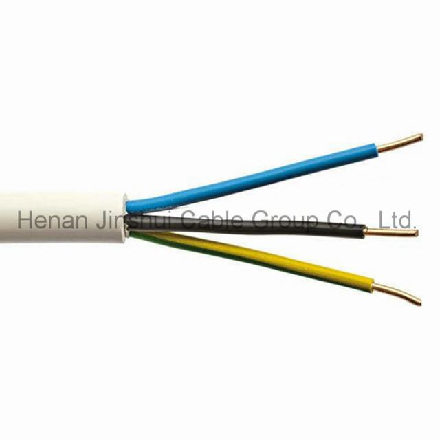 Low Voltage Copper Core PVC Sheath House Wiring Cable