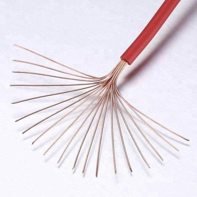 Low Voltage Copper PVC Electric Wire and Cable 16mm