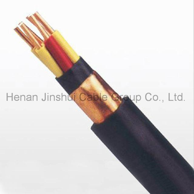 Low Voltage Multi Core Copper Tape Armoured Control Cable