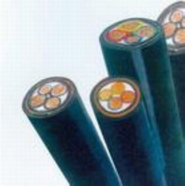 Moveable Rubber Sheathed Mining Flexible Cable My-0.38/0.66kv