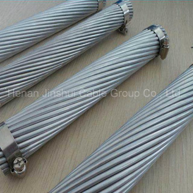 Overhead Power Line High Voltage Bare AAC Cable