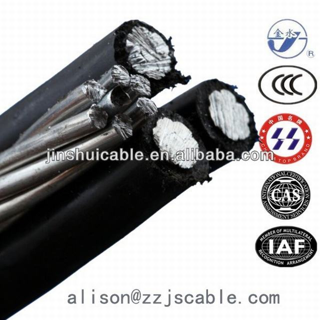PRO Cables Power Cable Aerial Bundle Conductor ABC Cable