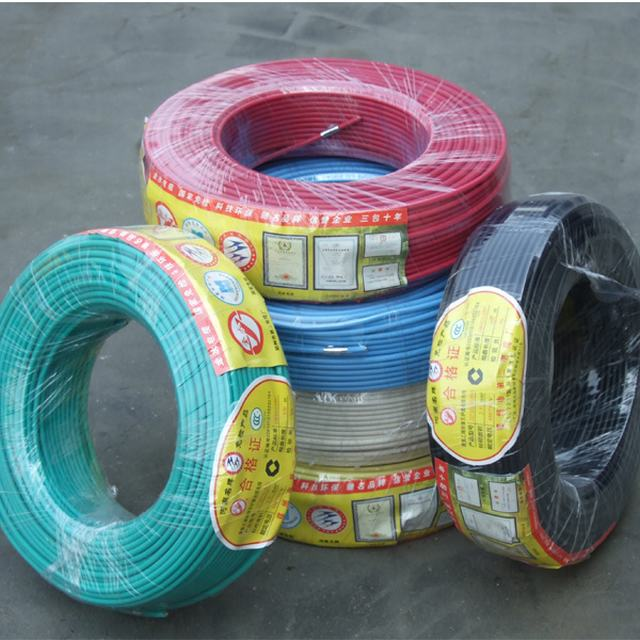 PVC Jacket and Small Machines & Appliances Electrical Wire