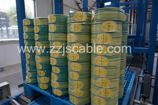 PVC Sheathed Flexible Wire 300/500V En 50214