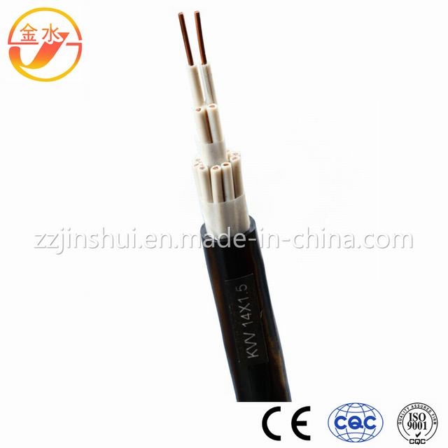 PVC/XLPE/PE/Copper/Flame-Retardant/Fire Resistance/Control Cable with Ce RoHS UL Standard