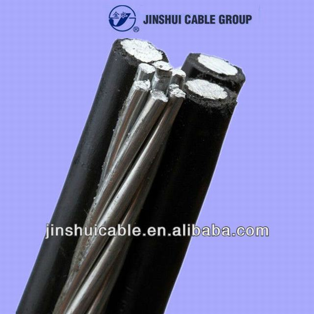 Power Supply 600/1000V Aerial Bundled Cable/ABC Cable