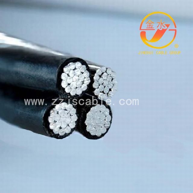 Power Transmission Line Overhead Aerial Bundle Cable