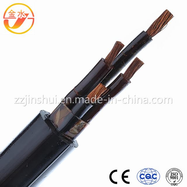 Rubber Sheathed Flexible Mine Cable From Henan Jinshui
