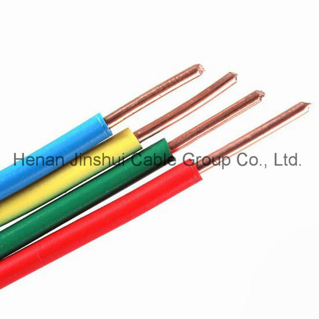 Single Core Copper PVC Electrical Wire and Cable