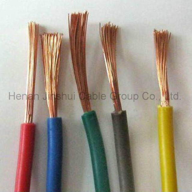 Single Core Flexible PVC Insulated Stranded Copper Wire