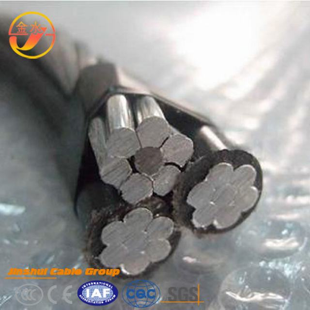Solid Conductor Type and PVC Insulation Material Thhn/Thwn Electrical Wire