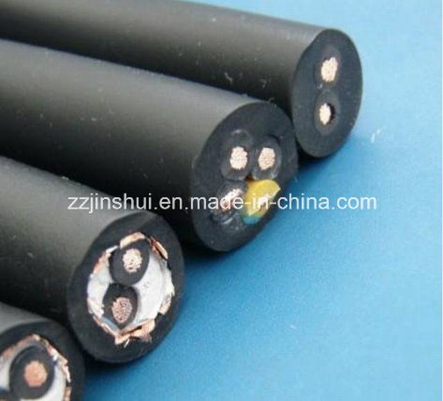Solid Core or Twisted Conductor XLPE Insulated Power Cable
