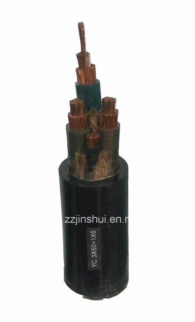 The Bestsales Flexible Rubber Sheathed Soft Special Cable for Mining Purpose
