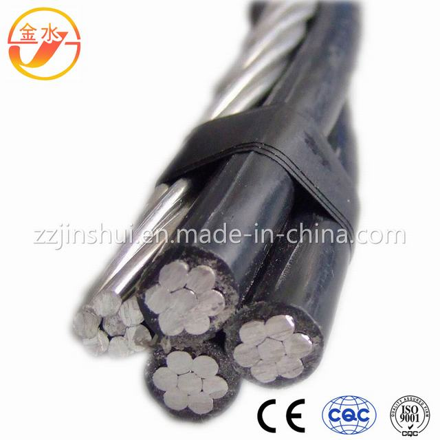 Three Phase Aluminum Alloy Cable
