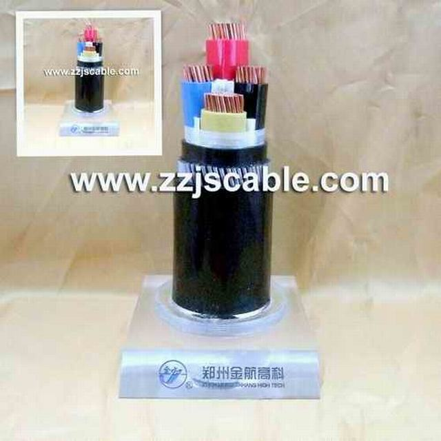 XLPE Cable / XLPE Insulated Power Cable 0.6/1kv 3X95sqmm
