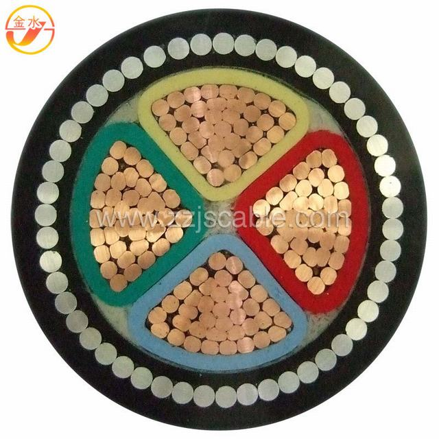 XLPE Insulated Power Cable for Low and Medium Voltage
