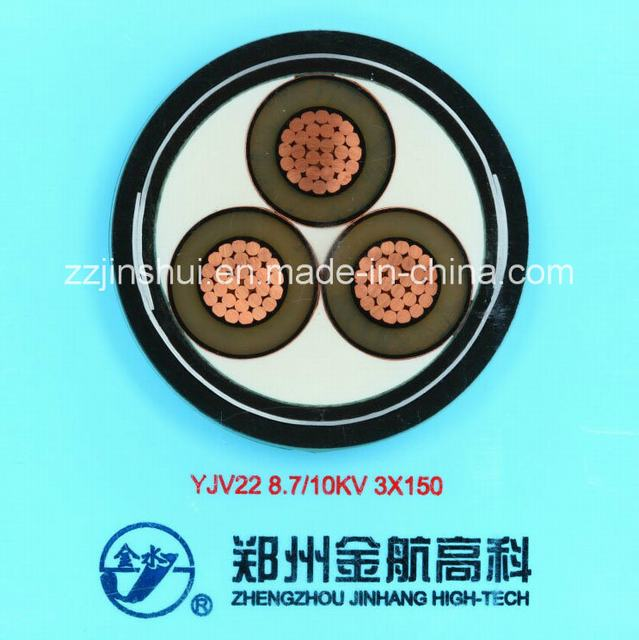 XLPE Insulated Steel Tape Armoured Power Cable (10KV3-150)
