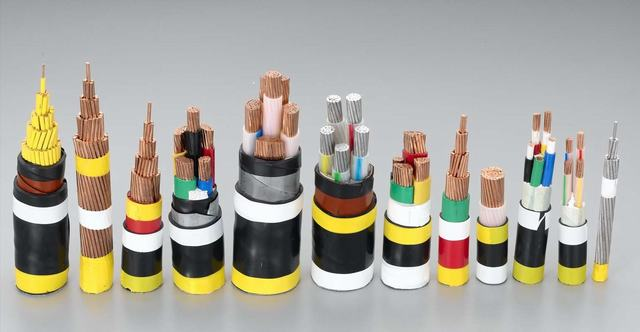 XLPE Insulated Swa Armoured Power Cable 4X25mm2
